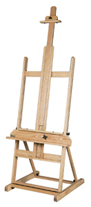 Richeson 88201 Giant Dulce Studio H-Frame Easel