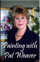 Painting with Pat Weaver
