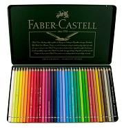 Faber Castell Durer Watercolor Pencil Tin 36/Set