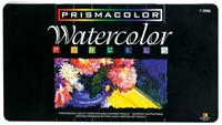 Prismacolor Watercolor Pencil 36 Color Tin