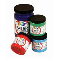 Fabric screen ink