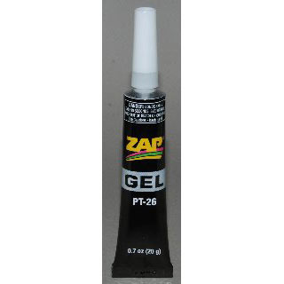 Zap Gel 20 Grm Tube