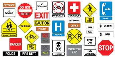 Custom Safety Signs from Safety Sign Supplies