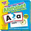 Uppercase & Lowercase Alphabet